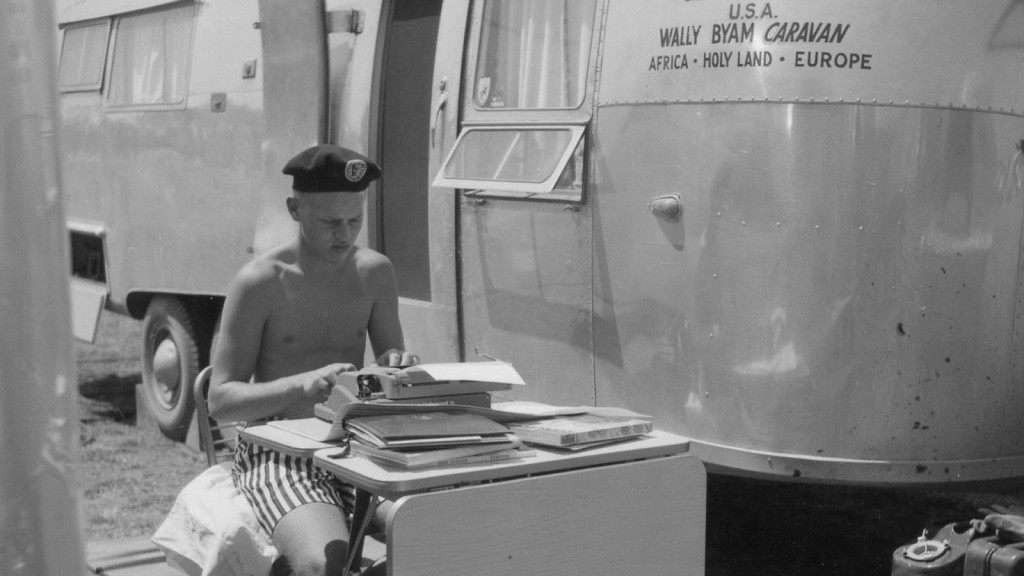 Africa-Caravan-Bob-Notle-Typewriter-Schoolwork